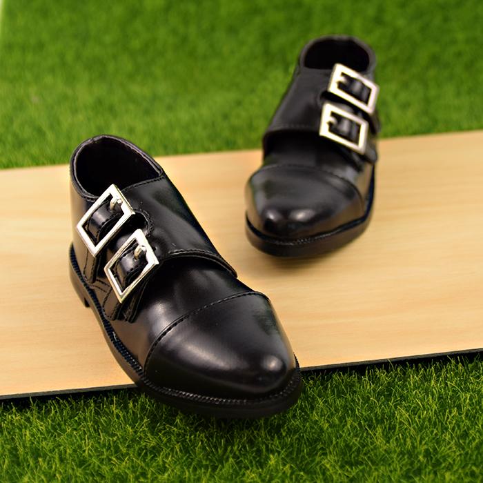BJD靴  ドール靴 男用 人形靴 かわぐつ 1/3サイズ製品図3
